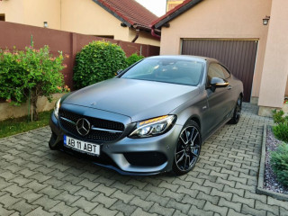 Mercedes C43 AMG Performance, 367 cp, 4Matic, 9G-tronic, coupe